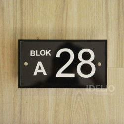 Nomor Rumah IDEA 065